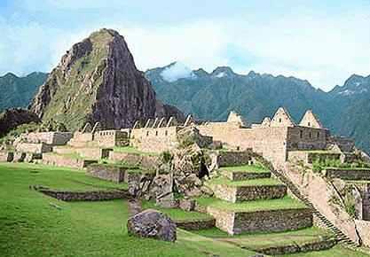 MACHU PICCHU : DEL PERU PARA EL MUNDO