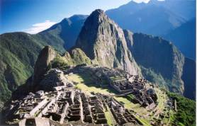 Presentan en Londres a Machu Picchu como nueva maravilla del mundo