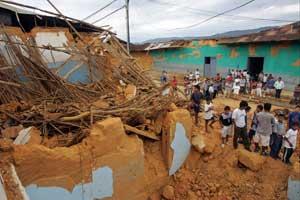 Servicio Geológico revisa alza magnitud sismo en Perú al fijarla en 8 grados