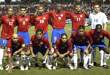 COSTA RICA NOS DA LA MANO