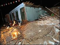 Los efectos del terremoto de Perú siguen dañando la salud