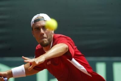 Perú mejora su posición en el ranking de la Copa Davis