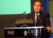 CADE 2007 : Perú será país del primer  mundo