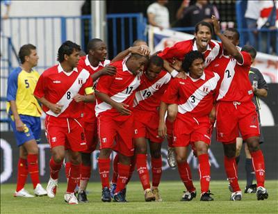 Perú es el peor equipo de Sudamérica, según la FIFA