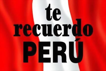 Peruanos en el mundo celebran las  Fiestas Patrias !!