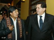 PERU DISPUESTO A TRATAR TEMA DE SALIDA AL MAR DE BOLIVIA !!