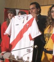Perú empezó a entrenar !!