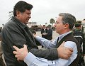 Presidente de Colombia expresa solidaridad con Perú