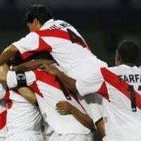 Perú y Colombia igualan en amistoso