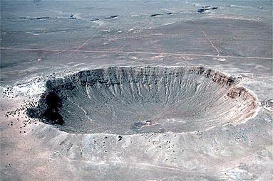 Cae meteorito en Perú
