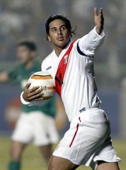 Perú, sin sorpresas para partidos contra Paraguay y Chile