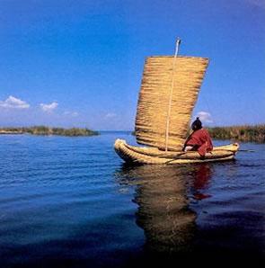 Perú y Bolivia lanzan el lago Titicaca como Maravilla Natural !!
