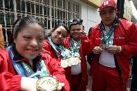 Perú obtuvo subcampeonato mundial de Fútbol 5 en Olimpiadas Especiales