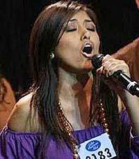 Nicole Pillman clasificó en el Latin American Idol