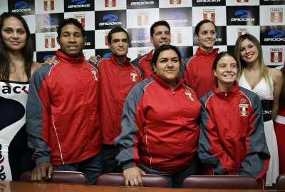 PERU : Ilusión de medalla en las Olimpiadas